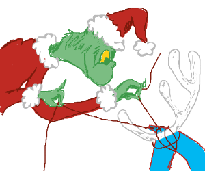 Grinchception