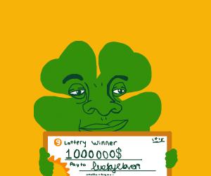 Drawception Contest: Lucky Clover