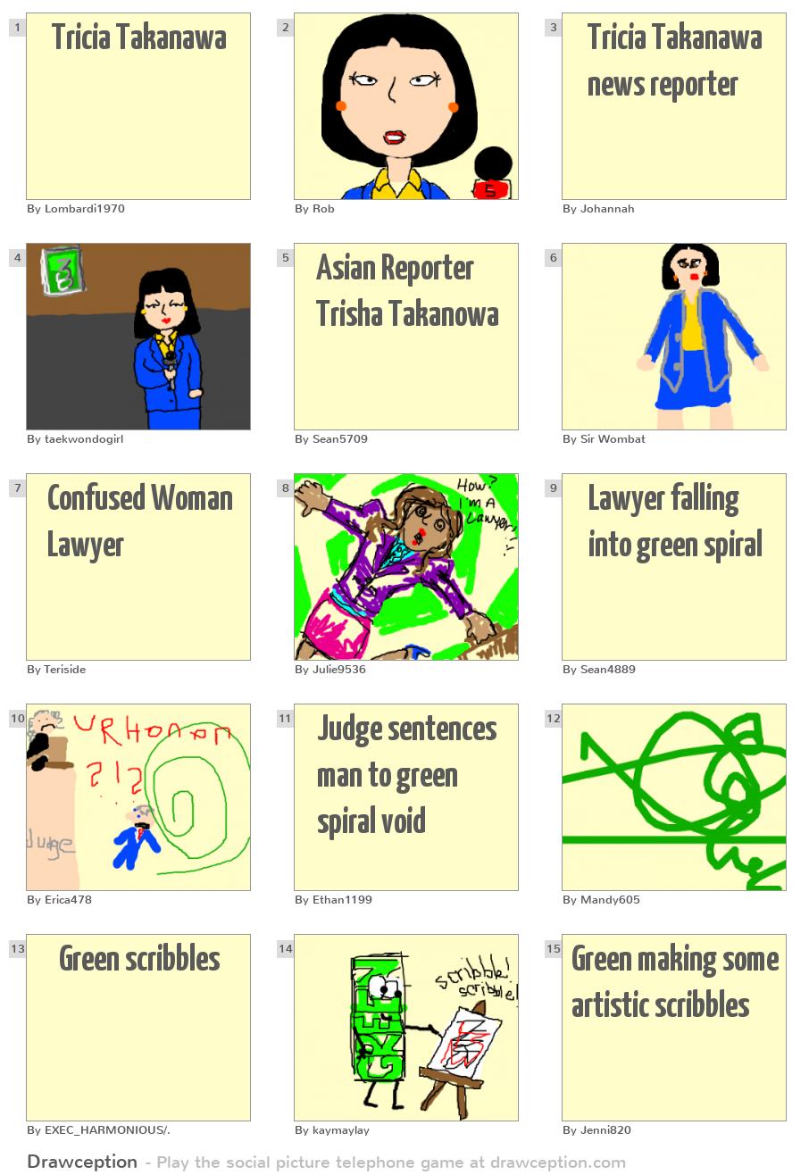 Asian Reporter Trisha Takanawa - New Porn-3664