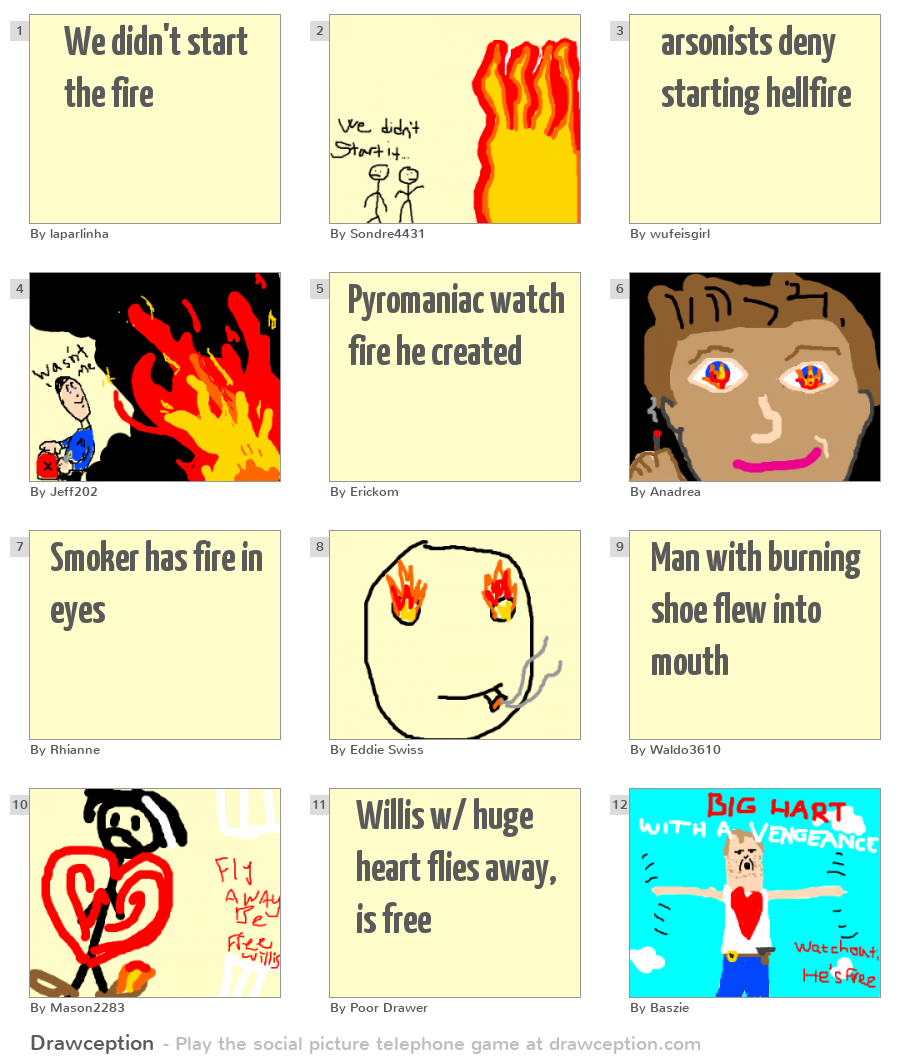 we didnt start the fire essay To build a fire study guide contains a biography of  essay editing services literature  his goal at the start of the story is to reach the camp to meet the.
