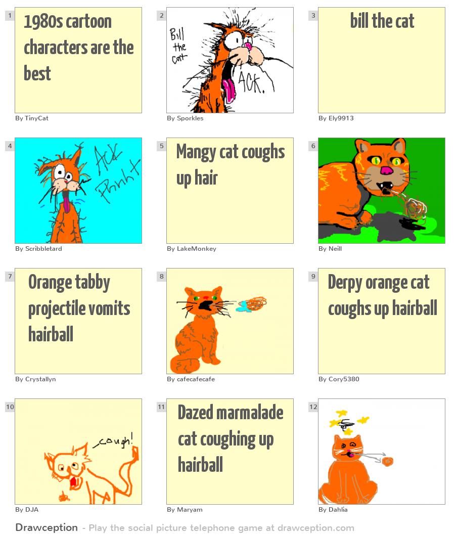 1980 S Cartoon Characters : S cartoon characters are the best