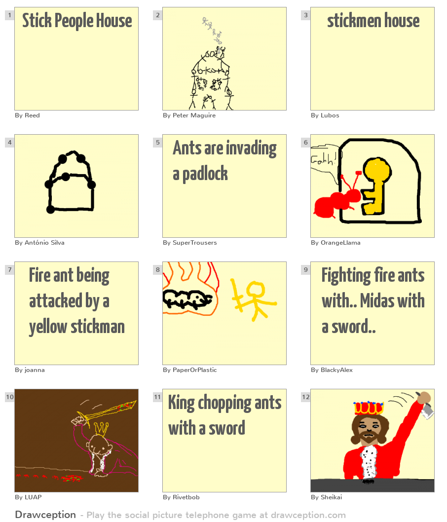 Stick People Games 34