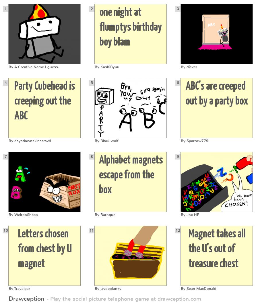 Birthday Boy Blam 3 By Nailesi: One Night At Flumptys Birthday Boy Blam