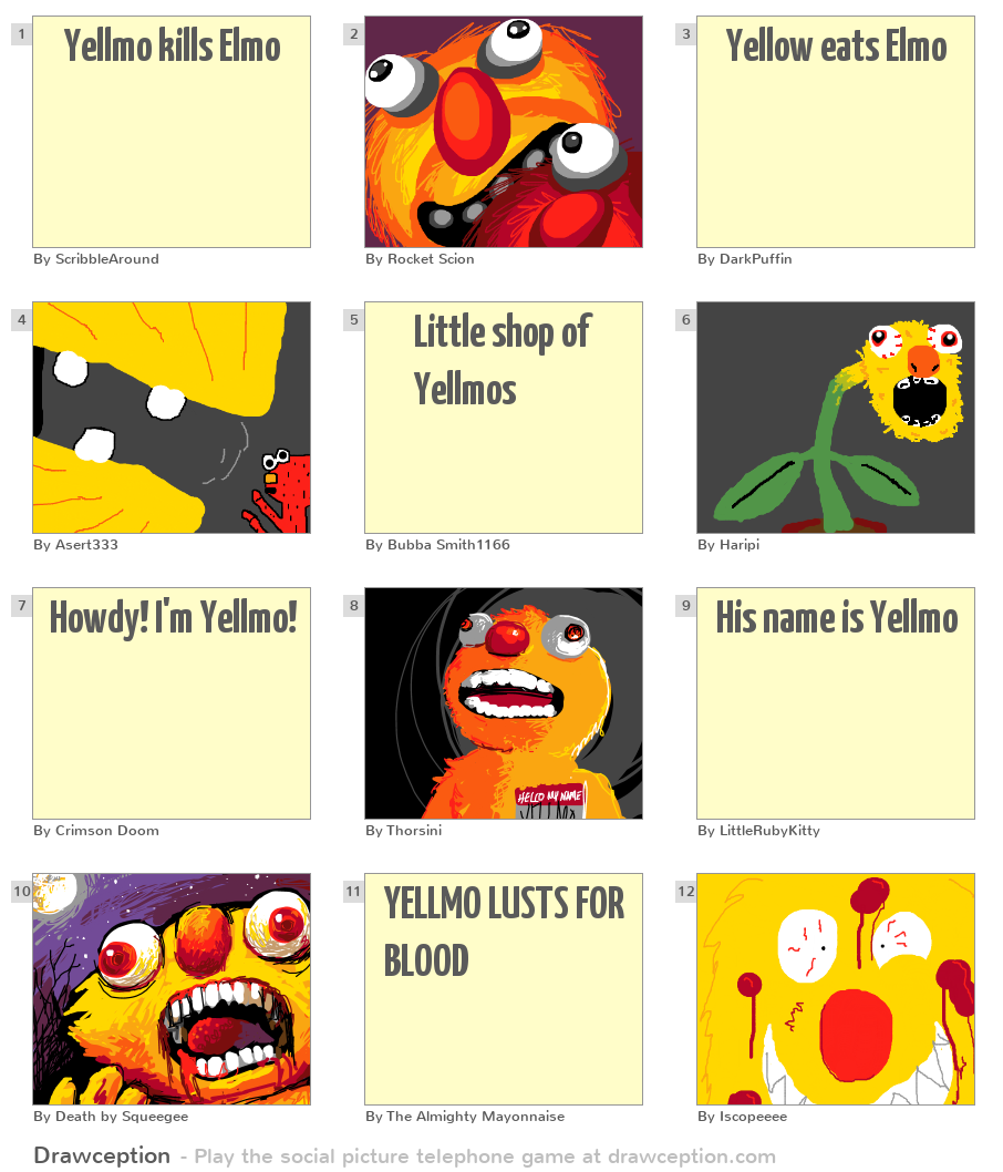 Elmo Welcome