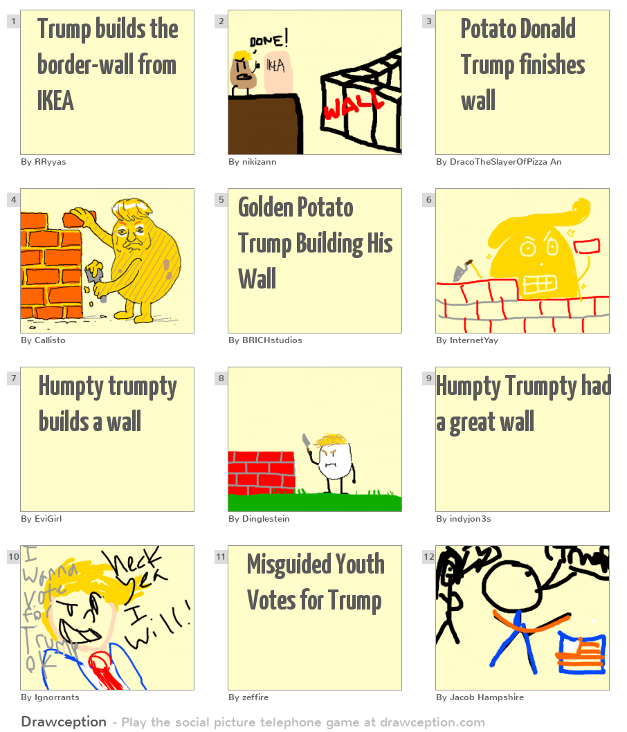 Trump Ikea