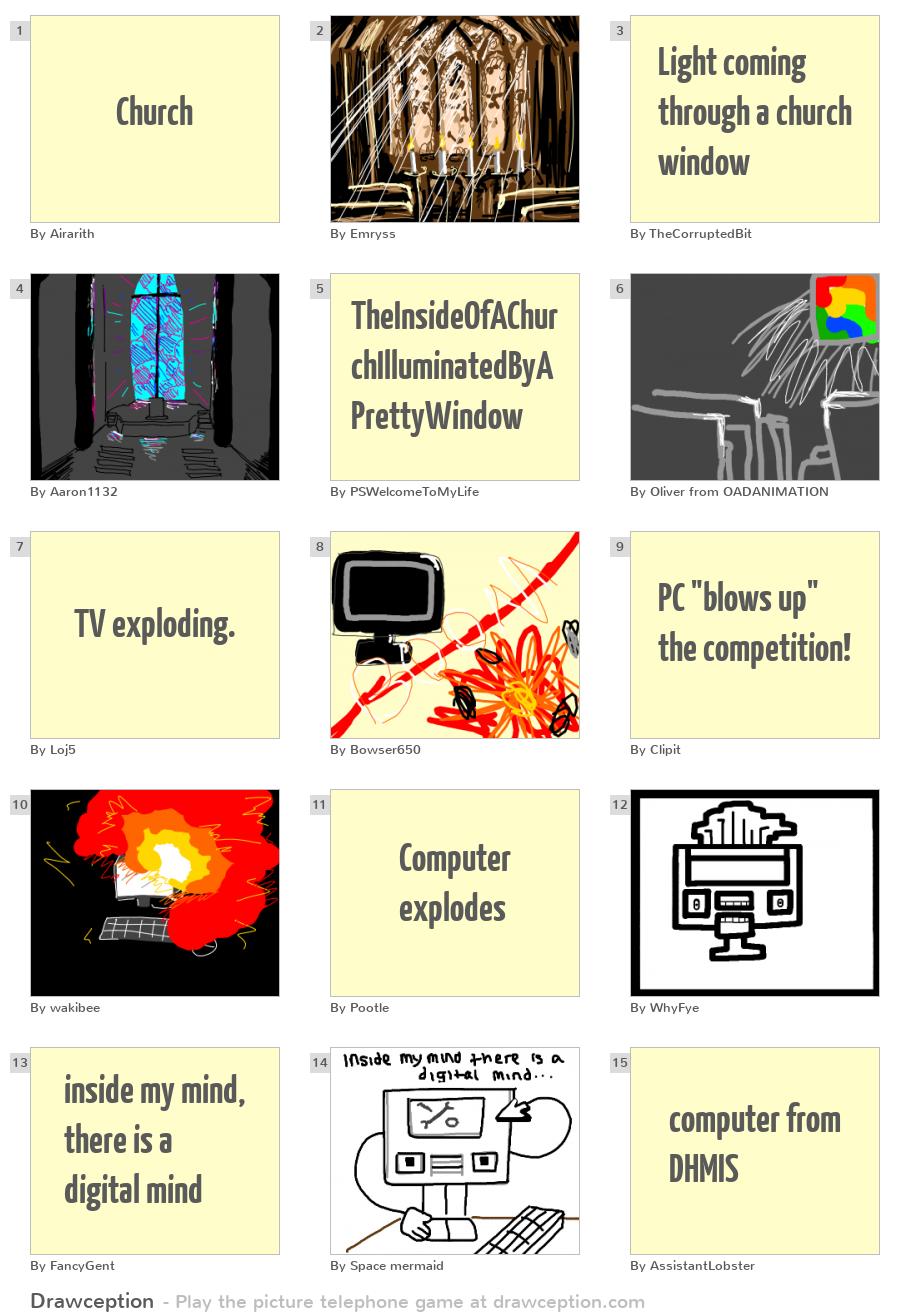 Blog Joonamo: Drawception