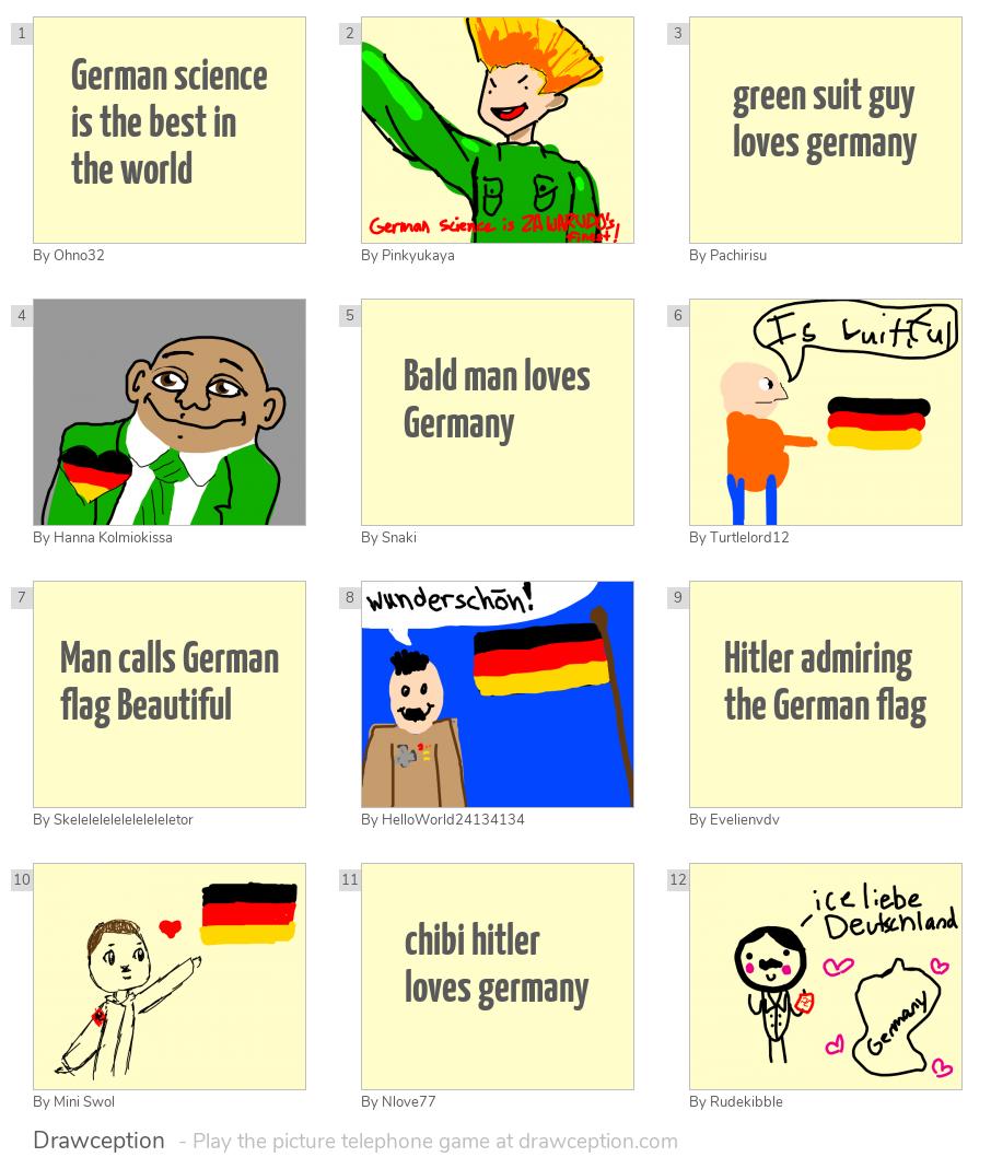 Science Deutsch