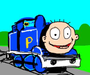 Thomas Pickles the train