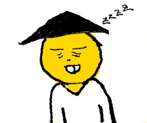 chinese stereotype needs sleep