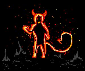 Neon Satan