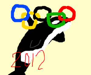 The 2012 Whale Olympics!