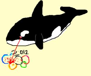 orca muders the 2012 olympics