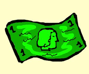 1 DOLLA