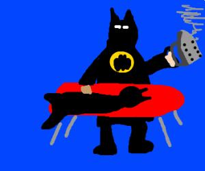 Iron-Bat-Man