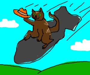 Meow Hard - Yippie Ki Yay, Meowerfluffer