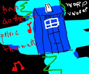 Dr. Who does the Timewarp again!