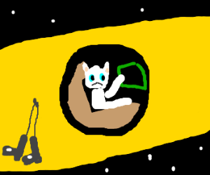 Puss in Rocket sans boots