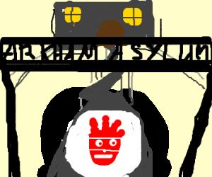 Wilson escapes Arkham