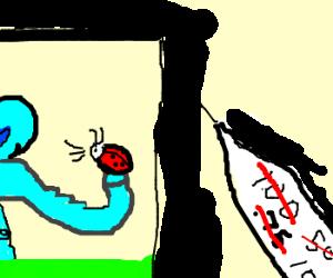 Horton Hears a Ladybug didn't sell well.