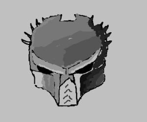 Predator is the Black Knight