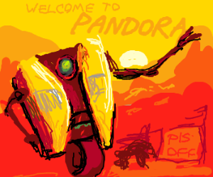 Welcome to Pandora \o/