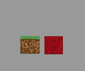 minecraft blocks (?)