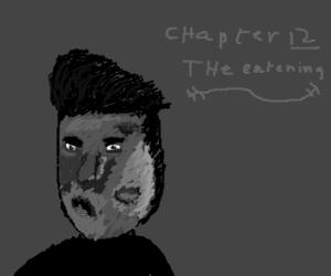Elvis zombie chapter 12: The Eatening