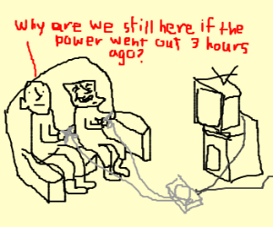 gamers spend too much time together