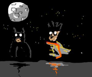 Ratman and Bobin