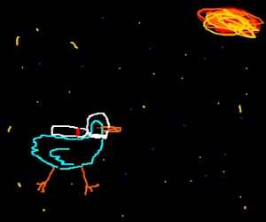 Space Ducks!