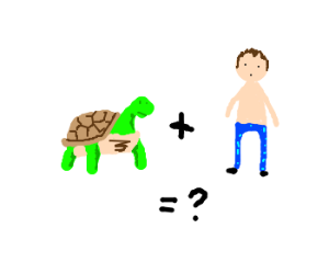 """Turtle Man - """"But what does that mean?"""""""