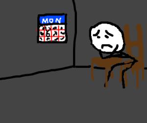 monday depression
