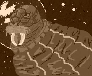 Walrus space initiative.