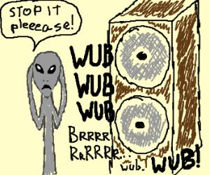 Alien Hates Earth Music