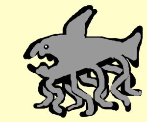 octo shark