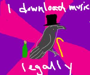 Rich Raven meme