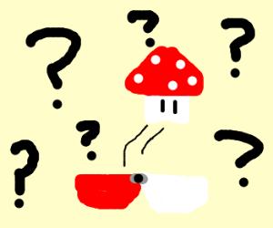 Ash Ketchum / Mario confused