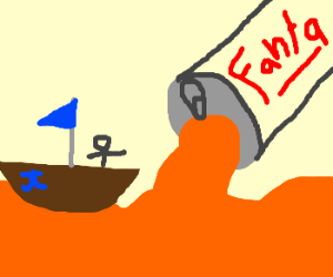 just fanta sea