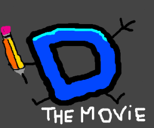 Drawception: The Movie poster