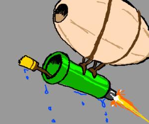 drippy spaff bazookas munge bimp