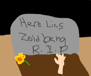 zoidbergs grave