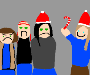 Dethklok Christmas Party