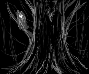 The tree that nightmares are made of.