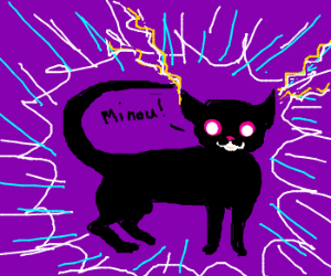 Surasshu's French cat has the power