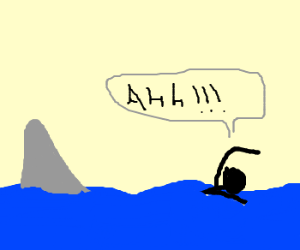 must swim fasterrrr