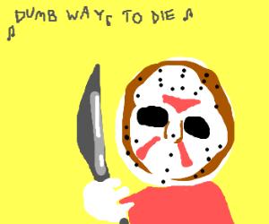 Invite a Phyco Killer Inside (Metro Ad)