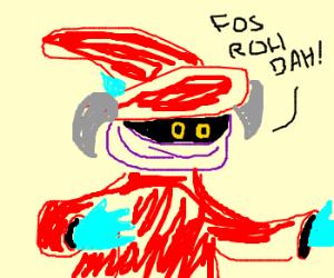 Orko is now a Samurai Dovohkiin
