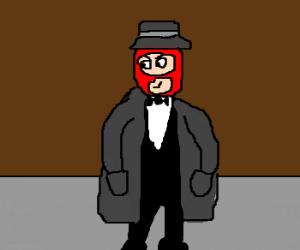 A Spy disguised as Spy disguised as Spy