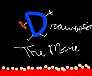 Drawception the movie