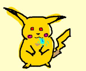 High Thirsty Pokemon